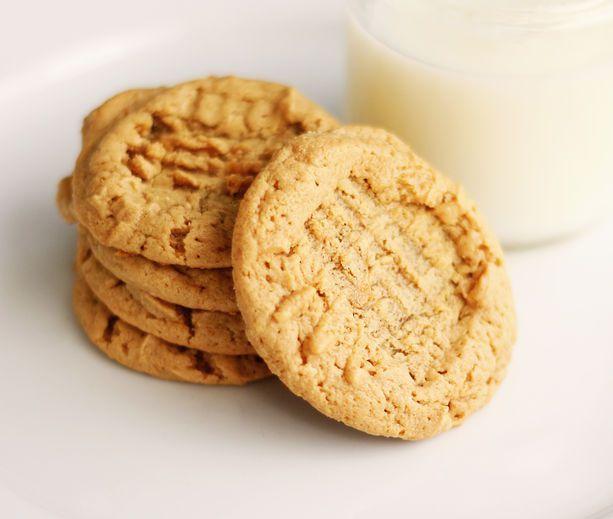diabetic recipes No Sugar No Flour Peanut butter Cookies.