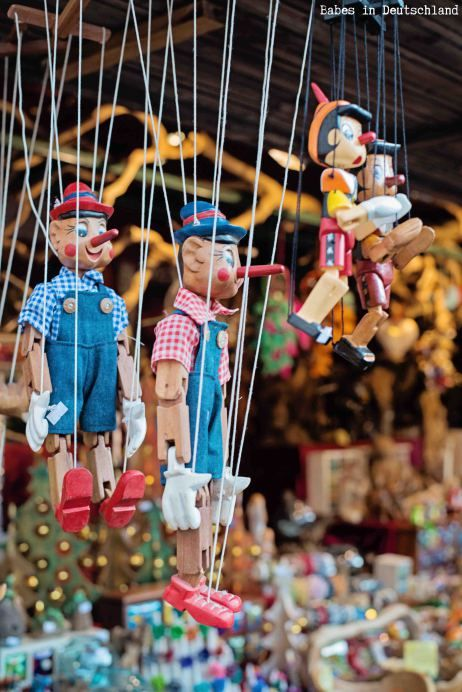 A tour of the German Christmas markets!