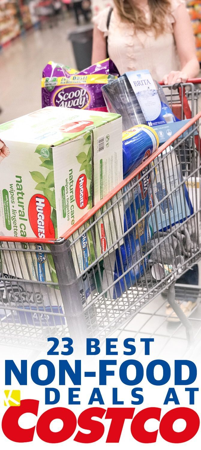 Best Deals At Costco >> 23 Best Non Food Deals At Costco Saving Money Coupons Free