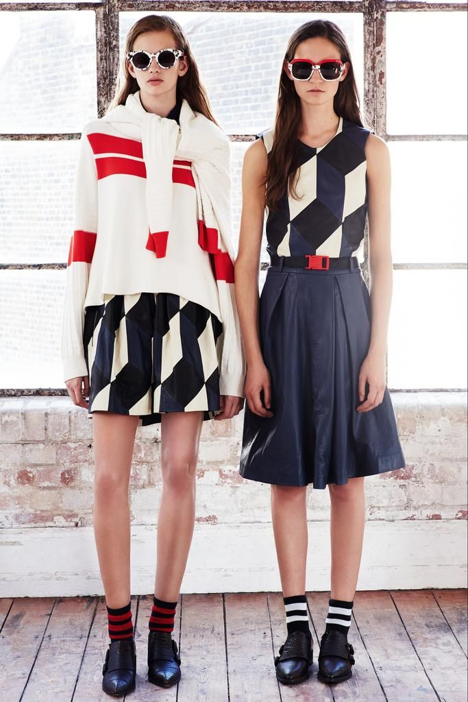 Preen Line Spring 2015 Ready-to-Wear - Collection - Gallery - Look 1 - Style.com