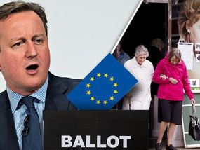 "DAVID Cameron was branded ""impertinent and hypocritical"" yesterday for telling older people they should vote to stay in the European Union for the sake of their children and grandchildren."