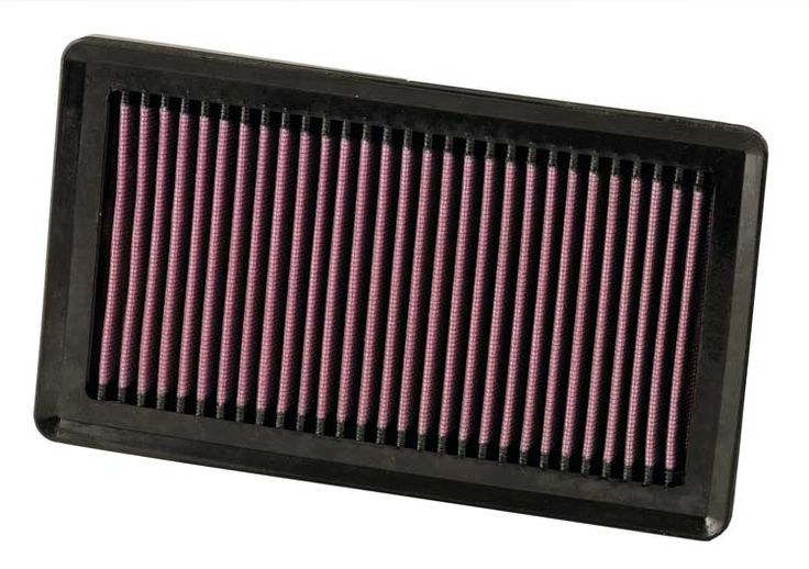 ✓ Upgrade Complete! -- K Air Filter for Nissan Versa