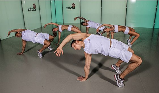 The Real Tabata:This 4-minute, fitness-fortifying fat-burner comes from the source: legendary Professor Izumi Tabata.