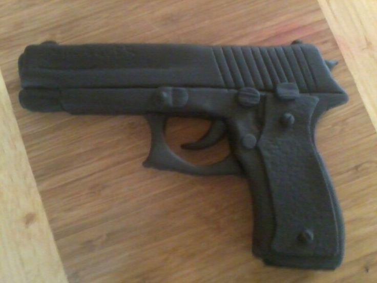 Fondant Gun!