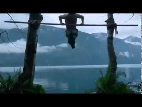Arrow - Oliver Queen training - part 3