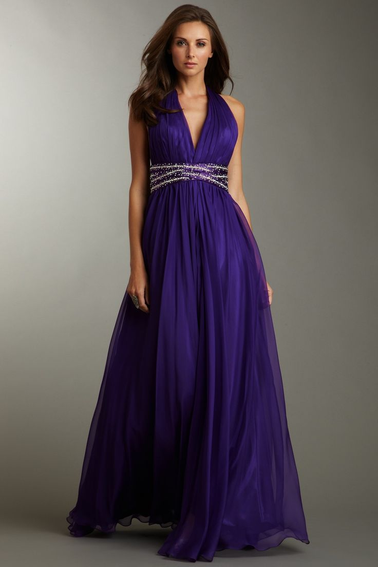 Pleated Goddess Gown <3 #lafemme