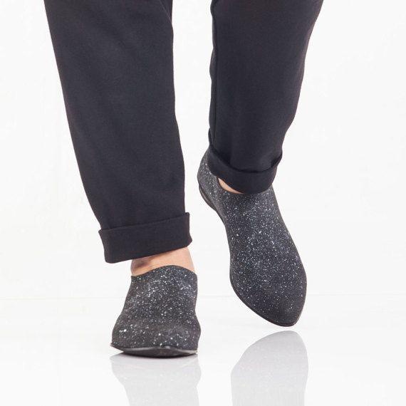 Vegan womens shoes, Canvas shoes, Flat ankle boots