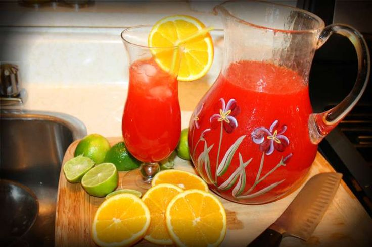 The Ultimate Caribbean Rum Punch. Looks Yummy! I will definitely try making this soon :)