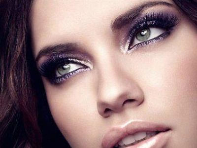 Eye Makeup Tips: 7 Ways to Play up Your Eyes …    Eye Makeup Tipsalways come in handy, whether you need some advice on something simple or want to learn a new trend.I've only recently …The Colors Purple, Adriana Lima, Beautiful, Makeup Ideas, Eye Makeup Tips, Hazel Eye, Hair, Lips Colors, Green Eye