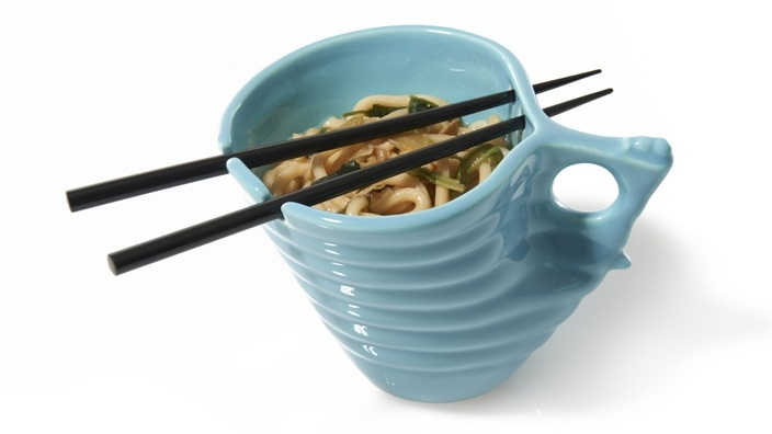 Flavour Design Udon Noodle Bowl from Ming Tsai on OpenSkyOlive Oil, Design Udon, Udon Noodles, Gift Ideas, Flavoured Design, Noodles Lovers, Ming Tsai, Noodles Bowls, Kitchens Products