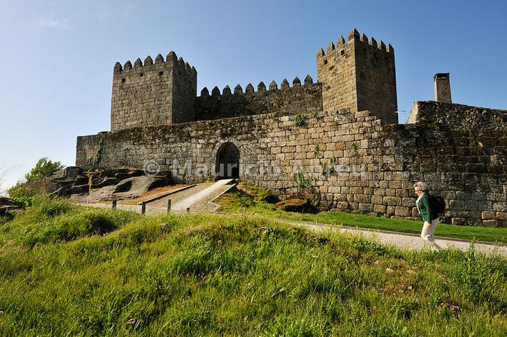 The medieval castle of Trancoso. Portugal Multicityworldtravel.com