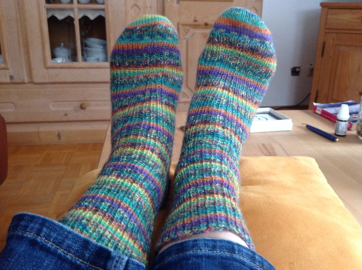 Stricksocken 1/2016