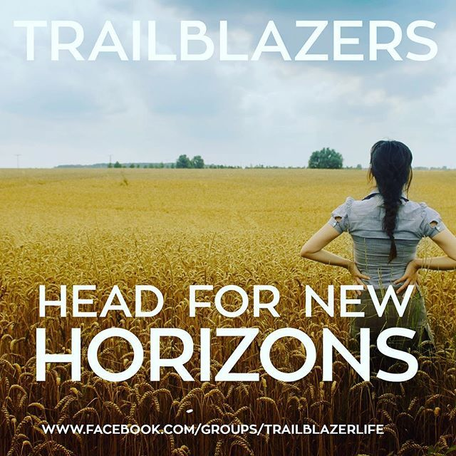 Yup. We do. And we love it! #trailblazerlife