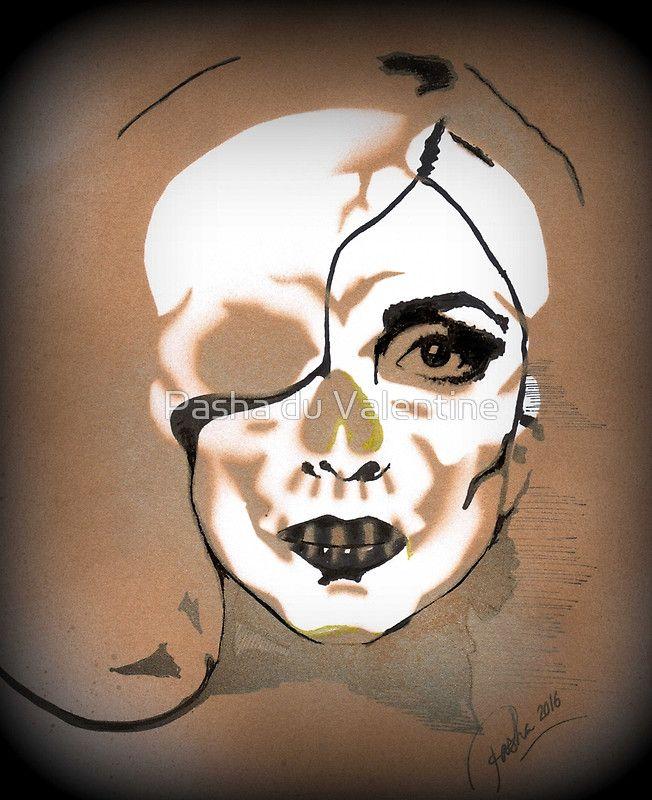 Lady Gaga by Pasha du Valentine for Goddamn Media