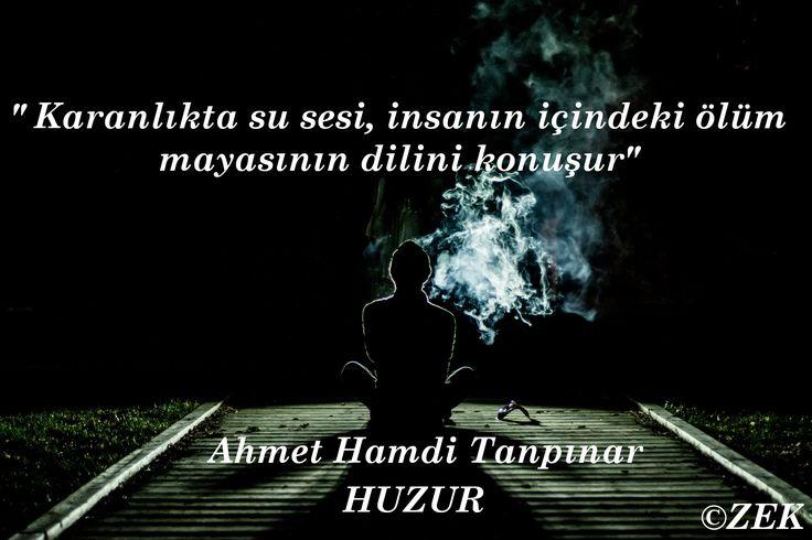 * Ahmet Hamdi Tanpınar