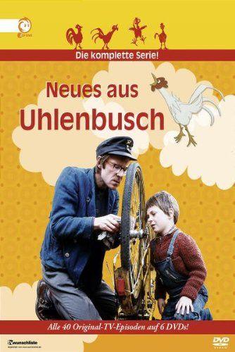 Neues aus Uhlenbusch - Die komplette Serie [6 DVDs]: Amazon.de: Hans-Peter Korff, Moritz Bleibtreu, Trude Breitschopf, Uwe Dallmeier, Rainer...