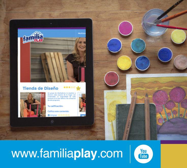 Disfruta de nuestras nuevas películas y series ingresando ya a www.familiaplay.comdesde tu computador, smartphone, tableta o Smart TV. ¡Es gratis!