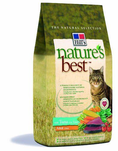 Aus der Kategorie Trockenfutter  gibt es, zum Preis von EUR 29,59  Hill's Nature's Best Feline Adult mit Huhn enthält eine einzigartige Zusammensetzung aus natürlichen Inhaltstoffen mit hinzugefügten Vitaminen und Mineralstoffe. So erhält Ihre Katze die ...