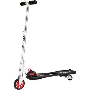 Razor Scooters: Razor Siege Scooter This scooter lets riders master sideways drifting for an exciting, and unusual ride.  Twistable top deck enhances turning performance via latest hybrid street technology. http://awsomegadgetsandtoysforgirlsandboys.com/razor-scooters/ Razor Scooters: Razor Siege Scooter