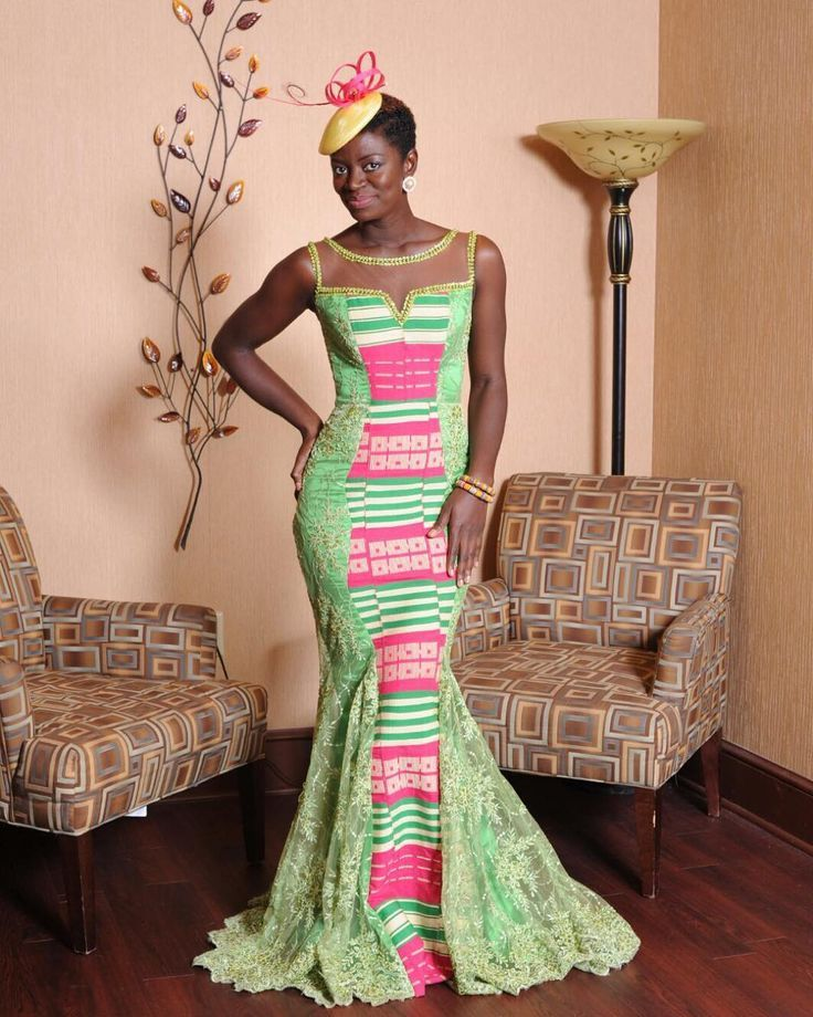 Kente Wedding Gowns: 17 Best Images About Kente On Pinterest