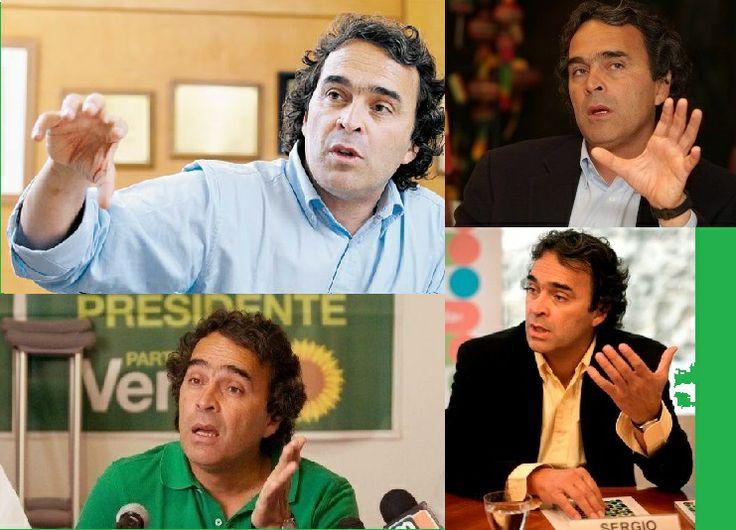Sergio Fajardo : el político académico.