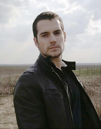 Henry Cavill - the next man of steel but will forever in my heart one of the hotties from the Tudors