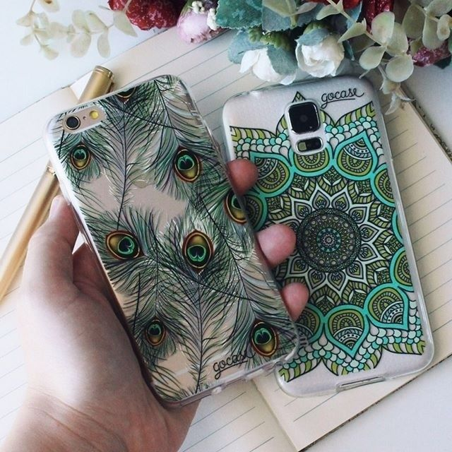 Which green do you prefer? To shop more cases just click the link in our…
