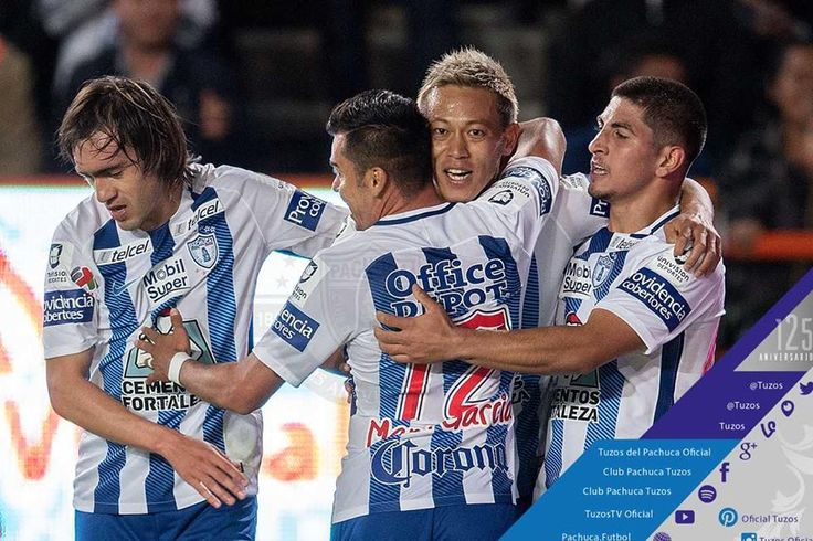 Club Pachuca - Debut de Honda