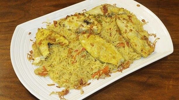 Fish Pulao Recipe