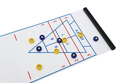 NKTM-Tabletop-Shuffleboard-Game-for-Families-Mini-Table-Ball-Games-for-Adults-and-Kids-Indoor-Outdoor-Game