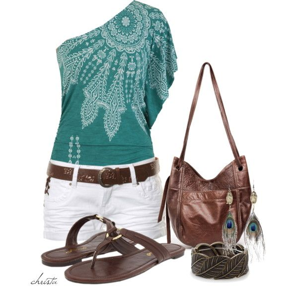 summer outfits for women | Summer Outfits | Feathers for Summer | Fashionista Trends
