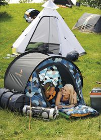 Easy Camp tipi-tent wit
