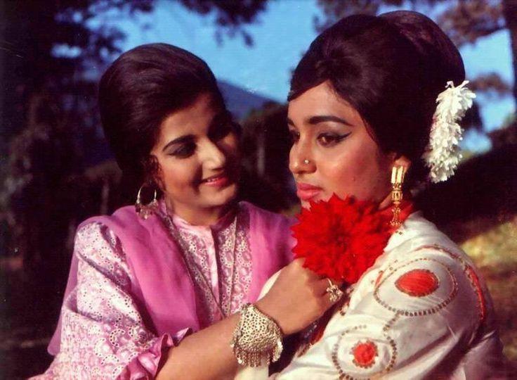 Asha Parekh , Nazima