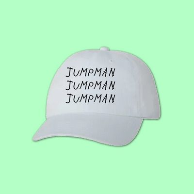 Jumpman cap   drake future what a time to be alive