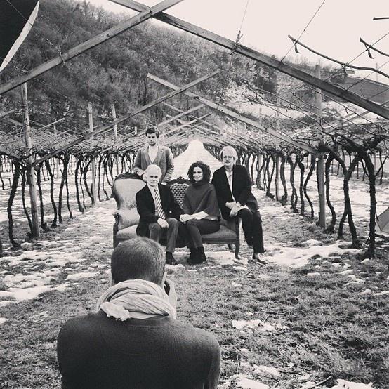Servizio fotografico a #CantinaEndrizzi