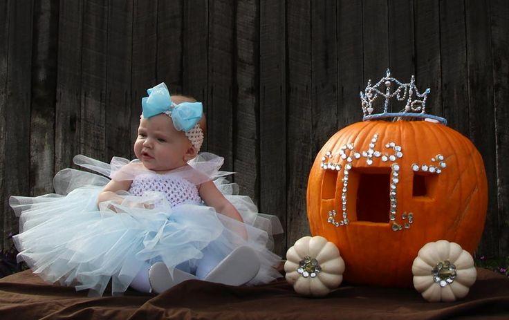 Cinderella Costume and Cinderella's coach