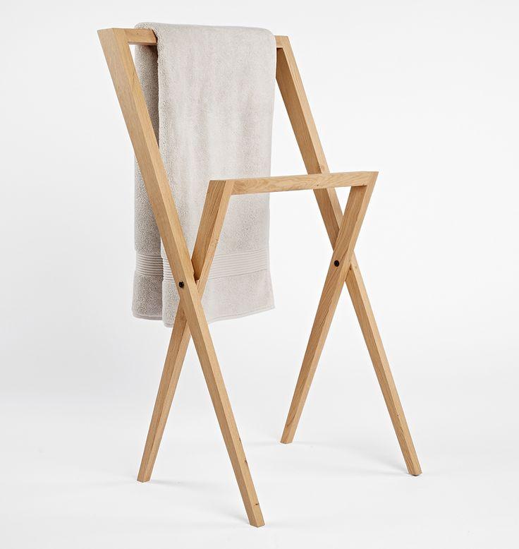 Modern Towel Holder - | Rejuvenation