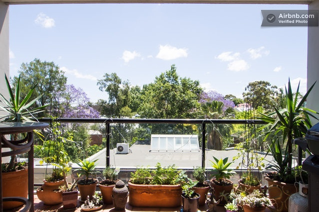 Spacious City Apartment with Views! in Camperdown