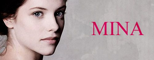 NBC's DRACULA Cast Member: Jessica De Gouw as Mina Murray/Ilona