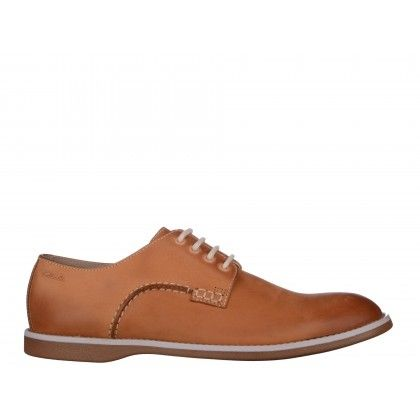 Pantofi CLARKS maro, din piele naturala