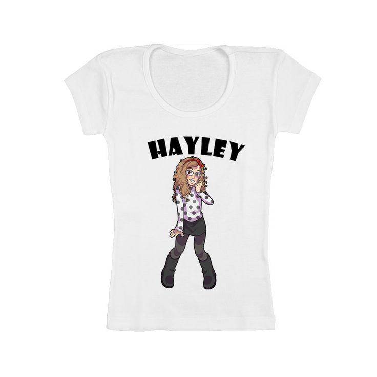 Bratayley - Hayley - Shirt