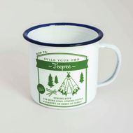 Enamel Cup | TMOD Camping Mugs
