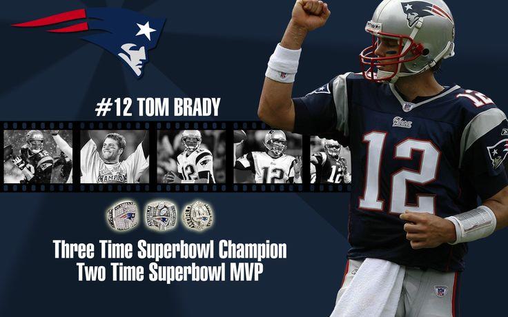 tom brady winner Wallpaper
