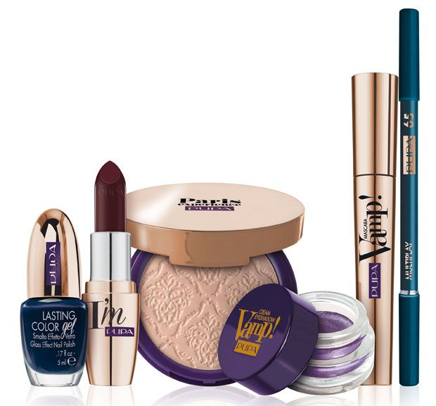 Pupa Paris Experience: collezione make up autunno 2014.
