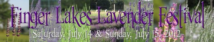 Lockwood Lavender Farm  1682 West Lake Road  Skaneateles, NY 13152