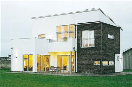 Villa södra ängby - sävsjö trähus