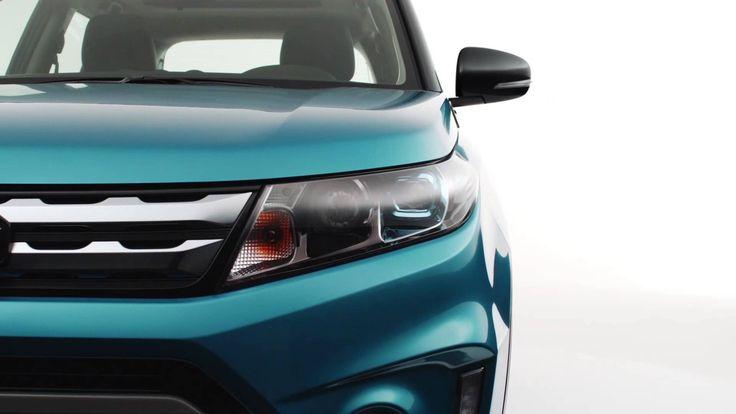 front lamp design 2015 suzuki vitara green #2015SuzukiVitara #Car #Autos #Review #Suzuki #car2015 #Vitara #Green