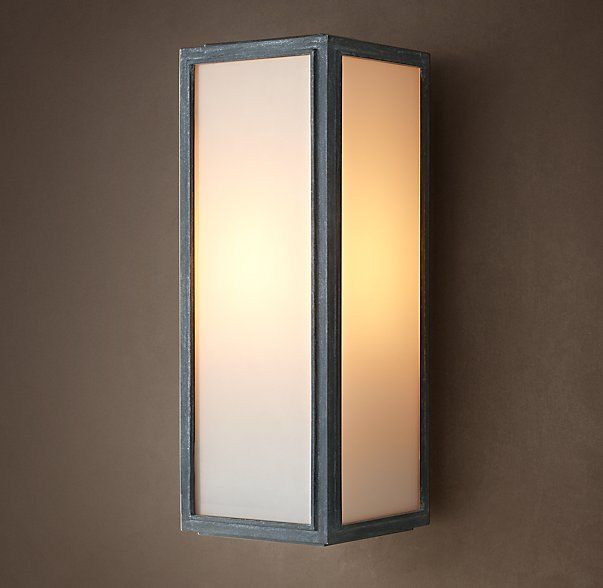 52 best modern exterior light fixtures images on Pinterest