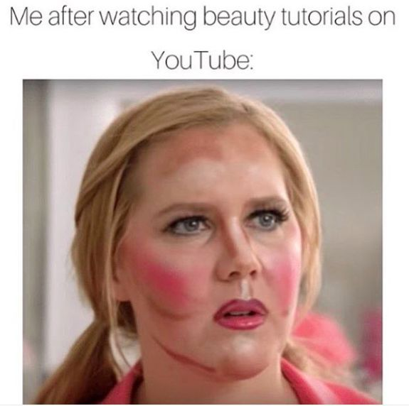 Trying a new makeup look can be fun, but can also turn into a disaster very quickly. | What's Your Funniest Makeup Fail?