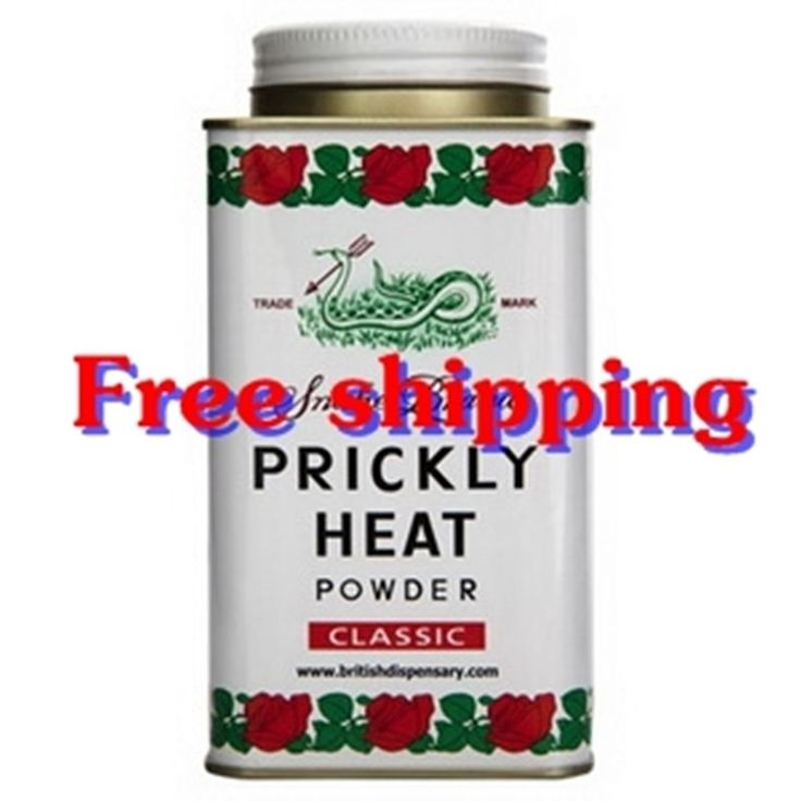 Prickly Heat Powder Snake Brand Classic Scent Prickly heat cool powder 1 X 50 g #SNAKE